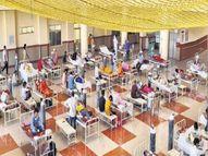 इलाज की सुविधाएं पहले ही कमजोर; कोरोना गांव-ढाणी तक पहुंचा, 18+ के लिए वैक्सीन तक नहीं|जयपुर,Jaipur - Dainik Bhaskar
