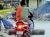घर से अस्पताल तक ऑक्सीजन, ऑक्सीजन; गंभीर मरीज को हर घंटे सिलेंडर चाहिए|मुजफ्फरपुर,Muzaffarpur - Dainik Bhaskar