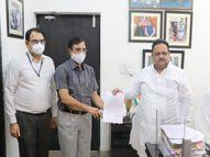 चिकित्सा मंत्री ने जारी की 7353 चयनितों की सूची, कोरोना नियंत्रण के लिए ग्रामीण क्षेत्रों में मिलेगी नियुक्ति, तीन दिन में देनी होगी उपस्थिति|जयपुर,Jaipur - Dainik Bhaskar