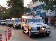 एंबुलेंस ड्राइवर बोले- कोरोना से घबराएं नहीं बल्कि सावधान रहें; हम आपकी मदद के लिए हमेशा तैयार|देश,National - Dainik Bhaskar
