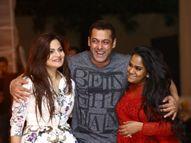 अलवीरा नहीं बल्कि अर्पिता को हुआ था कोरोना संक्रमण लेकिन अब वे पूरी तरह ठीक हैं बॉलीवुड,Bollywood - Dainik Bhaskar