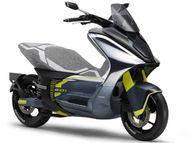 इसमें बड़े साइज की दमदार बैटरी मिलेगी, साइड से बॉक्स के जैसा दिखता है स्कूटर|टेक & ऑटो,Tech & Auto - Money Bhaskar