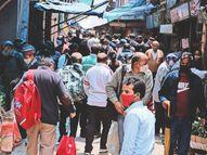 हिमाचल में 24 घंटे में 64 रिकाॅर्ड माैतें, 4977 केस, अब रिकवरी रेट 72.81%|शिमला,Shimla - Dainik Bhaskar