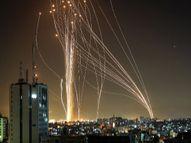 40 घंटे में गाजा से हजार से ज्यादा रॉकेट दागे गए, आयरन डोम ने इजराइल को इन हमलों से बचाया|विदेश,International - Money Bhaskar