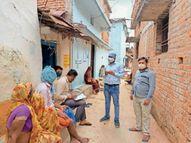 कोरोना के खिलाफ लड़ाई में पंच-सरपंच आए आगे वैक्सीन के फायदे बताए|धमतरी,Dhamtari - Money Bhaskar