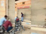 शहर में सुबह 11 बजे बाद खुले 9 प्रतिष्ठान सीज, निगम-पुलिस कीजॉइंट एनफोर्समेंट टीम (जेट) का अभियान जोधपुर,Jodhpur - Money Bhaskar