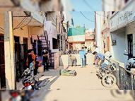 तीन दिन में 30 कंटेनमेंट, अब संक्रमितों की आवाजाही रोकने के लिए कर्मचारी भी तैनात किए|रतलाम,Ratlam - Money Bhaskar