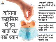 कोरोना काल में अपना पूरा पैसा एक ही जगह न करें निवेश, इन 7 बातों का ध्यान रखेंगे तो नहीं होगी पैसों से जुड़ी परेशानी|कंज्यूमर,Consumer - Money Bhaskar
