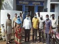 बालोद पुलिस ने पति समेत 5 को भेजा जेल, मृतका से ससुराल वाले लगातार रुपयों की मांग करते थे|छत्तीसगढ़,Chhattisgarh - Money Bhaskar