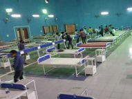 रायपुर, दुर्ग, राजनांदगांव और बिलासपुर में घट रहे नए मरीज के आंकड़े, पिछले 24 घंटे में 9121 संक्रमित मिले, 195 की मौत|रायपुर,Raipur - Money Bhaskar