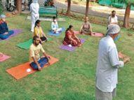 प्रशासन अकादमी में सबसे ज्यादा 60 पेशेंट, सबसे कम विद्या विहार में, यहां सिर्फ एक|भोपाल,Bhopal - Money Bhaskar