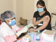 115 दिन में 33,217 टीके खराब, इतने में 16,608 लोगों को लग जाते दोनों डोज|ग्वालियर,Gwalior - Money Bhaskar