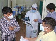 तीन कोविड अस्पतालों में इलाज से लेकर पैसा लेने में गड़बड़ी, दो के लाइसेंस निरस्त, तीसरे को दिया नोटिस|ग्वालियर,Gwalior - Money Bhaskar