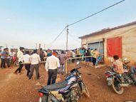 शराब की ऑनलाइन डिलीवरी की बुकिंग, पैसे काटे और लेने के लिए दुकान में भीड़ बुला ली|भिलाई,Bhilai - Money Bhaskar