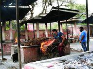 368 दिन में 1004 मौत, इनमें 695 सिर्फ 73 दिन में; प्रदेश में इंदौर के बाद सबसे ज्यादा मौत ग्वालियर में|ग्वालियर,Gwalior - Money Bhaskar
