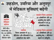 मुख्यमंत्री ने पूछा- अनूपपुर और उमरिया में पॉजिटिविटी रेट क्या है, अफसर सवाल टाल कर दूसरा जवाब देते रहे|जबलपुर,Jabalpur - Money Bhaskar