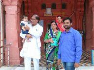 सुबह हार्ट अटैक से पिता का निधन हुआ, सदमे में बेटे की भी आया अटैक, मौत|मध्य प्रदेश,Madhya Pradesh - Money Bhaskar
