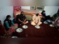 घर में कर रखा था धार्मिक आयोजन, 50 से ज्यादा लोग जुटने पर हुई, FIR दर्ज; बेमास्क को मौके पर 10 हजार रुपए जुर्माना|नालागढ़,Nalagarh - Dainik Bhaskar