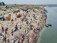 एनएमसीजी ने कहा- यह काेराेना प्रोटोकॉल का उल्लंघन, मानवाधिकार आयोग ने केंद्र, बिहार, उत्तर प्रदेश सरकार को नोटिस भेजे|देश,National - Dainik Bhaskar