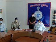पॉजिटिव दर 5% आने पर सीएम कोरोना कर्फ्यू में छूट देने का लेंगे निर्णय, सामाजिक धर्म निभाते हुए सबसे अधिक पुलिसकर्मियों की हुई है शहादत|सागर,Sagar - Dainik Bhaskar