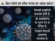 कोरोना से उबरा युवक 15 दिन बाद रोशनी गई, मस्तिष्क पर भी असर रायगढ़,Raigarh - Dainik Bhaskar