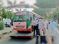 जिले में एमबीबीएस के 40 छात्र करेंगे डाॅक्टरों का सहयोग 150 जूनियर साइंस प्रवक्ता सीएचसी सेंटरों पर किए तैनात|भिवानी,Bhiwani - Dainik Bhaskar
