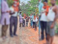 बीमार, लाचार और बेबस लोगों तक मदद पहुंचा रहे हैं स्वयंसेवक|मधुबनी,Madhubani - Dainik Bhaskar