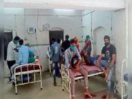 24 घंटे में सात समेत दूसरी लहर में अबतक 233 संक्रमितों की मौत सीवान,Siwan - Dainik Bhaskar