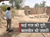 बाड़मेर के 2000 गांवाें में 42000 लोग बुखार, सर्दी, खांसी के संदिग्ध मरीज, 45 प्रशासनिक अधिकारियों को उतारा गांवों में बाड़मेर,Barmer - Dainik Bhaskar