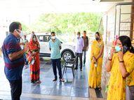 उदयपुर में आए 957 नए संक्रमित, 12 की गई जान; 708 मरीज स्वस्थ होकर अपने घर लौटे|उदयपुर,Udaipur - Dainik Bhaskar