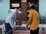 जोधपुर के इंजीनियर ने महज 12 हजार में बना डाला कंसंट्रेटर, 14 लीटर प्रति मिनट दे सकता है ऑक्सीजन|राजस्थान,Rajasthan - Dainik Bhaskar