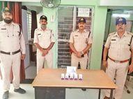 अस्पताल के आईटी मैनेजर से रेमडेसिविर इंजेक्शन खरीदकर बेचने वाले तीन आरोपी गिरफ्तार भोपाल,Bhopal - Dainik Bhaskar