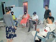 अक्षय तृतीया पर भानगढ़ में 13 साल की लड़की ने खुद फाेन लगाकर बुलाई पुलिस|सागर,Sagar - Dainik Bhaskar