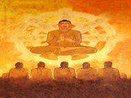 महायोगी गौतम बुद्ध को 'आनंद' से था गहरा लगाव, छाया की तरह बुद्ध के साथ रहते थे आनंद|अहा जिंदगी,Aha Zindagi - Dainik Bhaskar