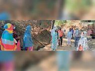 सीईओ ने किया गांवों का निरीक्षण कहा- क्वॉरेंटाइन लोगों पर रखें नजर|होशंगाबाद,Hoshangabad - Dainik Bhaskar
