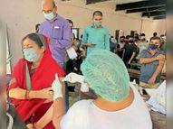 जिले में 24 घंटे में 353 नए मरीज मिले, छह की इलाज के दौरान मौत|पटना,Patna - Dainik Bhaskar