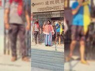 ऑक्सीजन लेवल गिरने के बावजूद ठीक हुए फिर 3 लोगों को डॉक्टरों ने भेजा घर|जहानाबाद,Jehanabad - Dainik Bhaskar