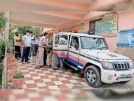 पुलिस पीसीआर से भी होने ऑक्सीजन सिंलेडर की डिलीवरी; होम आइसोलेट संक्रमितों की मदद के लिए उनके घर तक पहुंचाएंगे सिलेंडर|नारनौल,Narnaul - Dainik Bhaskar