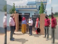 70 गांवों से सर्वे की शुरुआत,146 टीमों ने घर-घर जाकर जांचा लोगों का स्वास्थ्य|नारनौल,Narnaul - Dainik Bhaskar