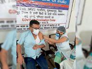 आज भी लगेगा कैंप विशेष कैंप में हुआ 130 बैंककर्मियों का टीकाकरण|मुजफ्फरपुर,Muzaffarpur - Dainik Bhaskar