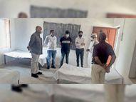 गांवों में कल से उतरेंगी 35 टीमें, 10 दिन में हर घर में पहुंचकर की जाएगी स्क्रीनिंग|रेवाड़ी,Rewari - Dainik Bhaskar