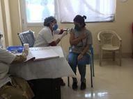 वैक्सीन खराब न हो, इसके लिए जिले में 2 सेंटर पर 18+ उम्र वालों को ऑफलाइन लगेगा टीका, सिर्फ रजिस्ट्रेशन जरूरी ग्वालियर,Gwalior - Dainik Bhaskar