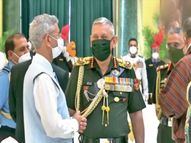 कूटनीति की गुत्थी सुलझाएंगे विदेश मंत्री, तो सरहद के हाल सुनाएंगे चीफ ऑफ डिफेंस स्टाफ रावत|देश,National - Dainik Bhaskar