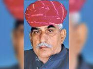 पत्नी की हार्ट अटैक से मौत के तीन दिन बाद पति की भी मौत|नागौर,Nagaur - Dainik Bhaskar