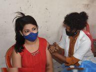कर्मचारियों का टीकाकरण वेलफेयर फंड से; जीएम, रेल कर्मचारियों के लिए 8 करोड़ 81 लाख रुपए देंगे बिलासपुर,Bilaspur - Dainik Bhaskar