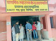 ऑक्सीजन कंसन्ट्रेटर के तीन और एक ऑक्सीजन सपोर्टेड बेड की सुविधा उपलब्ध कराने का निर्णय|चाईबासा,Chaibasa - Dainik Bhaskar