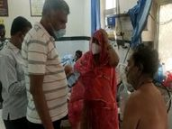 पाली में संदिग्ध रोगी आया सामने, जांच की सुविधा नहीं होने से किया रेफर राजस्थान,Rajasthan - Dainik Bhaskar