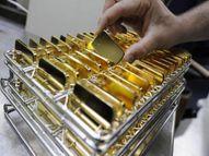 अप्रैल में 46 हजार करोड़ रुपए के सोने का आयात, चांदी के इंपोर्ट में 89% की गिरावट|बिजनेस,Business - Dainik Bhaskar