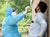 मई के 15 दिन में संक्रमण से अधिक वायरस को मात देने वाले, 1.7 लाख नए मामले 1.4 लाख हुए ठीक|मुजफ्फरपुर,Muzaffarpur - Dainik Bhaskar