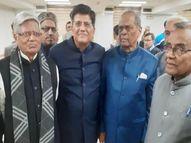 कोरोना से हुई मौत पर रेलकर्मियों को रेलवे एक्सीडेंटल क्लेम दे|जयपुर,Jaipur - Dainik Bhaskar